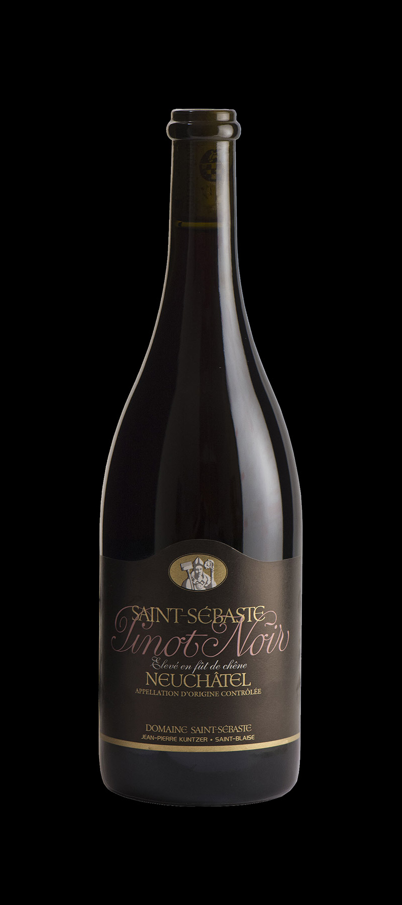 Pinot Noir - Fût de chêne